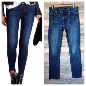 J. Crew Reid petite skinny jeans